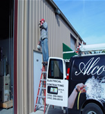 Service & Repairs Alco Electrical Contracting, Inc.