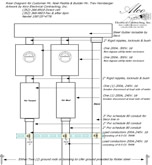 alco electrical contracting, inc. plumbing riser diagram for
